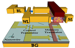 ferroelectric transistor random access memory
