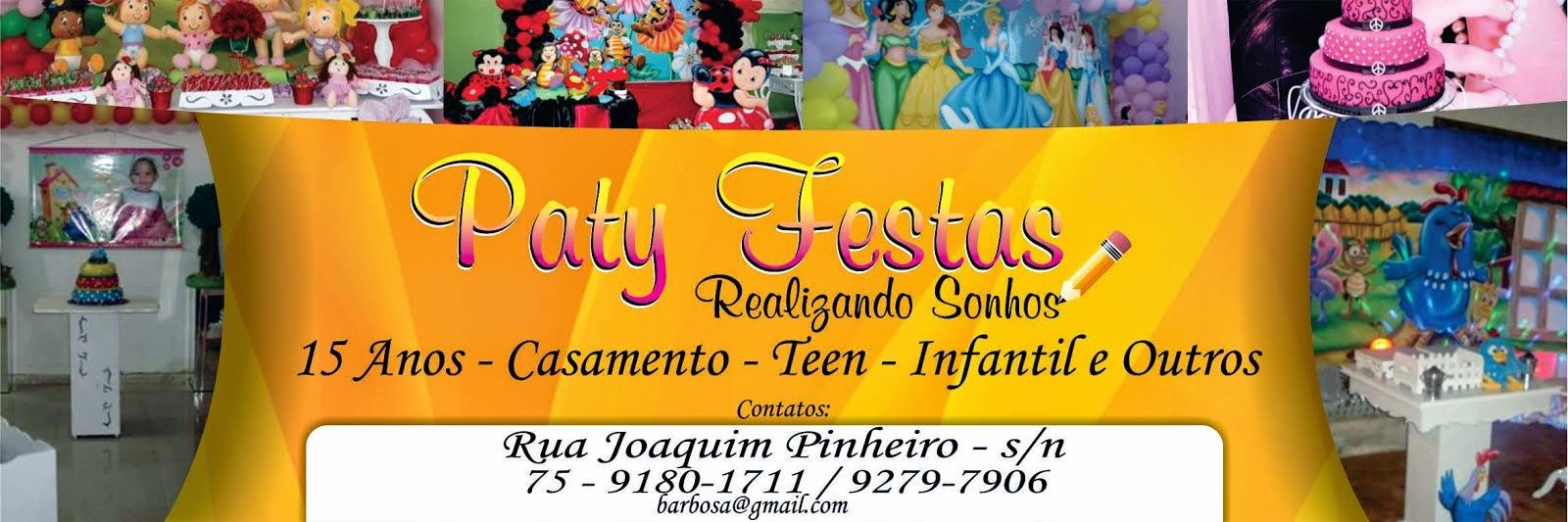 PATY FESTAS