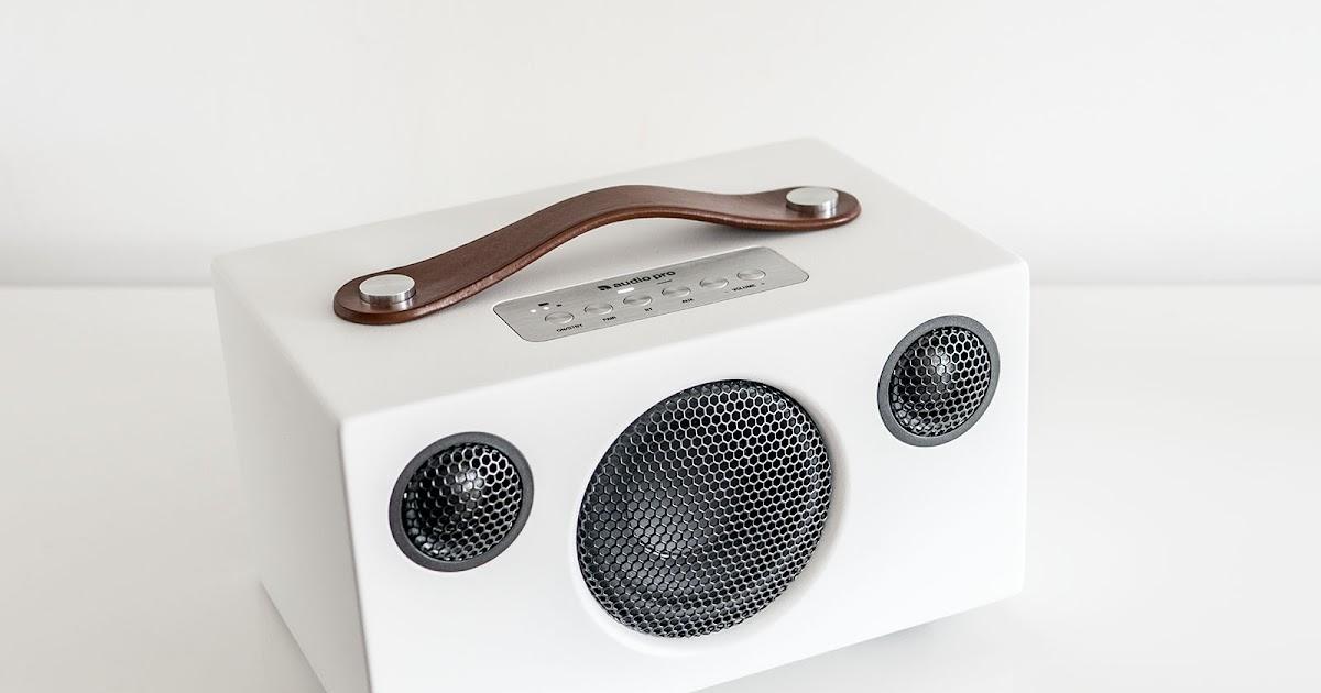 oluvs gadgets review audio pro addon  smaller     marshall kilburn