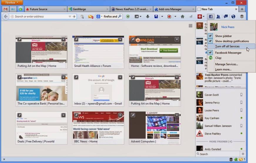 Firefox 27.0 Final