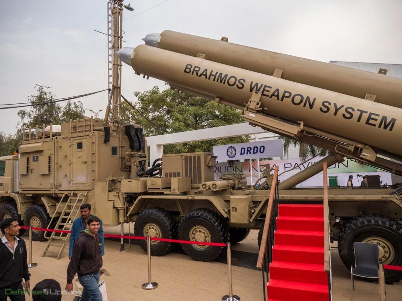 Brahmos Weapon System