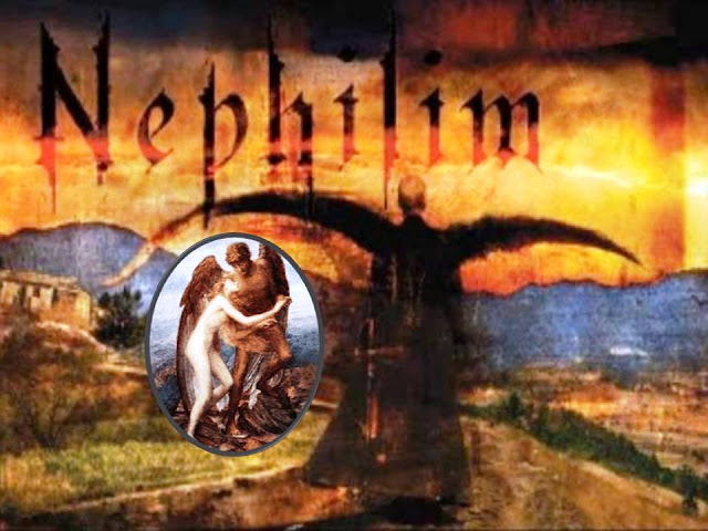The Origin of the Nephilim