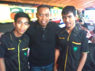 With Tukul Arwana