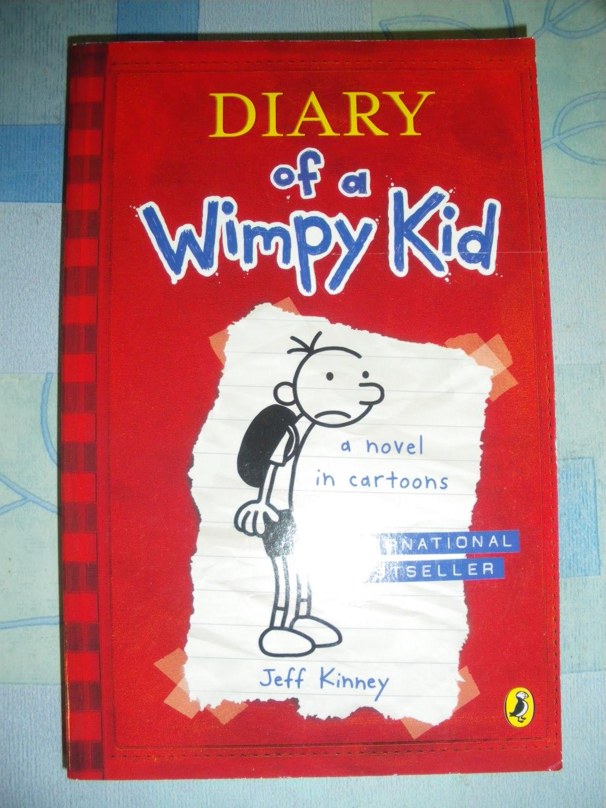 Brand New Trailer, Poster and Images for Diary of a Wimpy