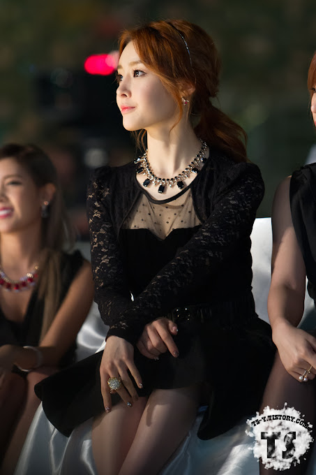 Foto T-ara Areum di Acara Melon Music Awards 2012