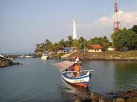 perahu nelayan