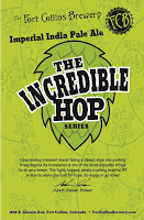 Fort Collins Brewery Incredible Hop Series