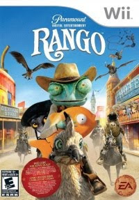 Rango: The Video Game (Wii Game Review)