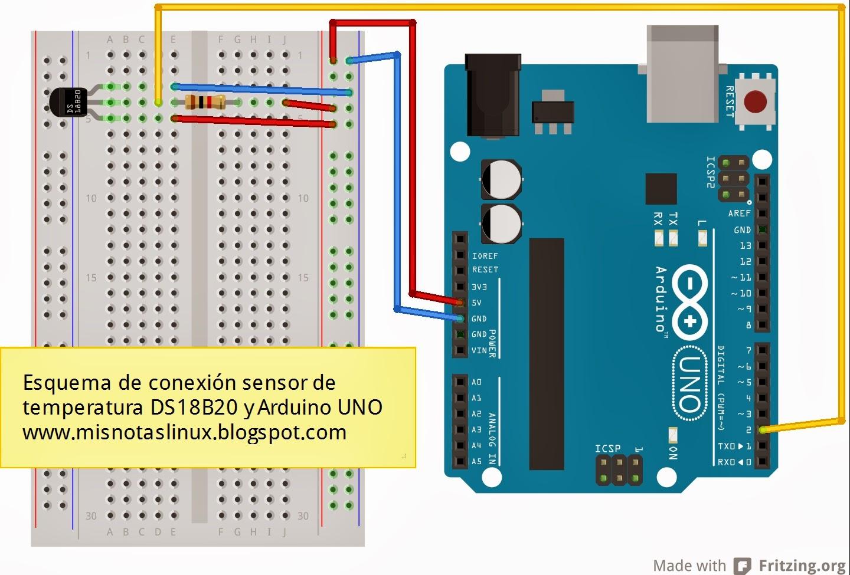 Misnotaslinux proyecto acuarduino sensor de