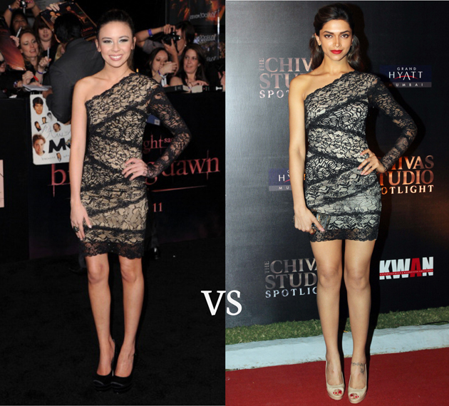 Bollywood Fashion: Copy Cat or Coincidence?: Malese and ...
