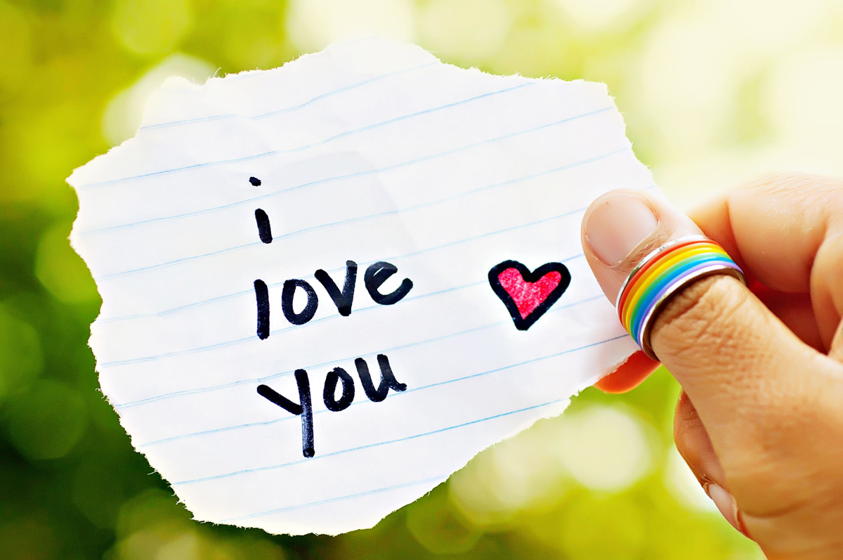 I Love You Quotes On Facebook : Mensaje