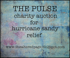 Hurricane Sandy Charity Auction  November 2012
