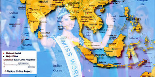 Fakta-Fakta Tentang Miss World Ke-63 Di Bali - Indonesia