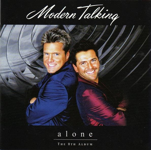 retro disco 80s modern talking alone the 8th album 1999