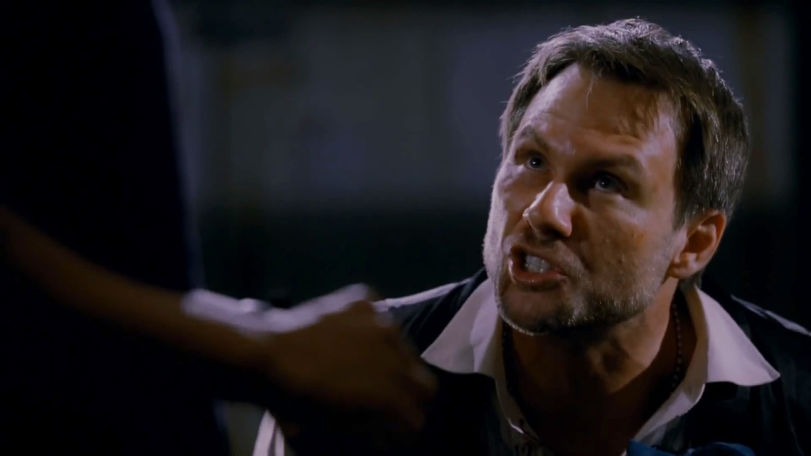 Bullet to the head - Christian Slater