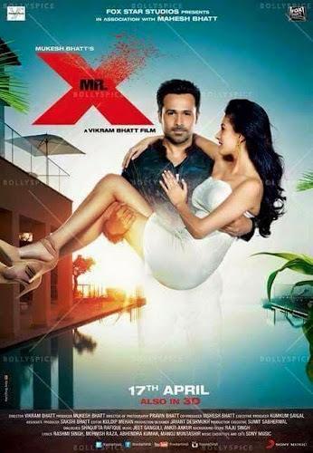 Mr. X (2015) Movie Poster No. 2
