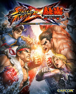 Download Game Street Fighter X Tekken