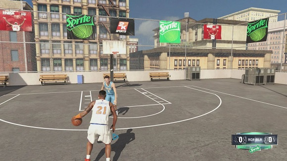 NBA 2K14 PC SCREENSHOT GAMEPLAY 1 NBA 2K14 RELOADED