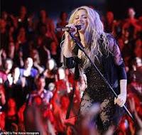 Chord dan Lirik Shakira – Hips Don't Lie