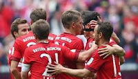 Bayern Munich vs FSV Mainz 2-0 Video Gol
