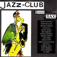jazz club tenor sax (1989)