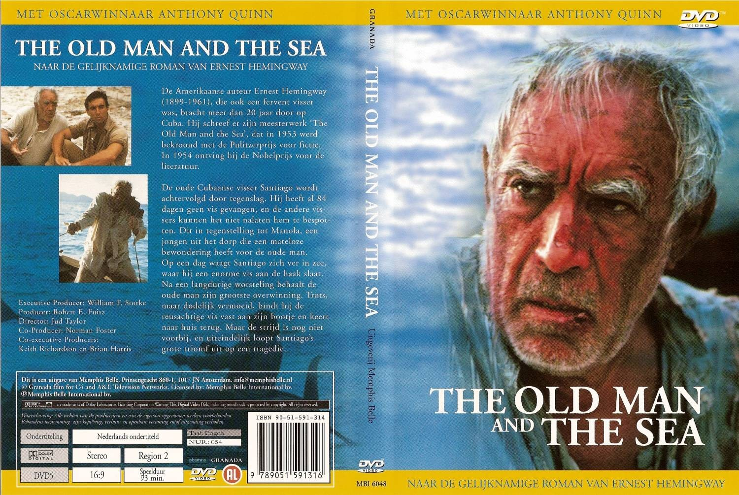 The movie the old man