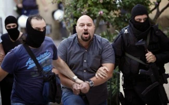 Ηλίας Παναγιώταρος: Η Χρυσή Αυγή είναι πιο δυνατή από ποτέ - Άμεση αποφυλάκιση των πολιτικών κρατουμένων ΒΙΝΤΕΟ