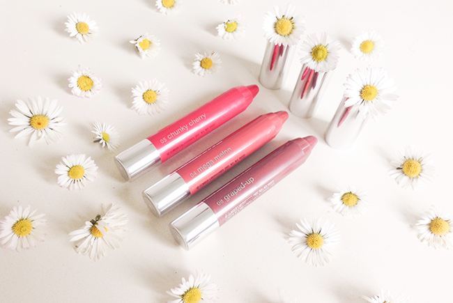 Clinique Chubby Stick moisturizing lip colour balms