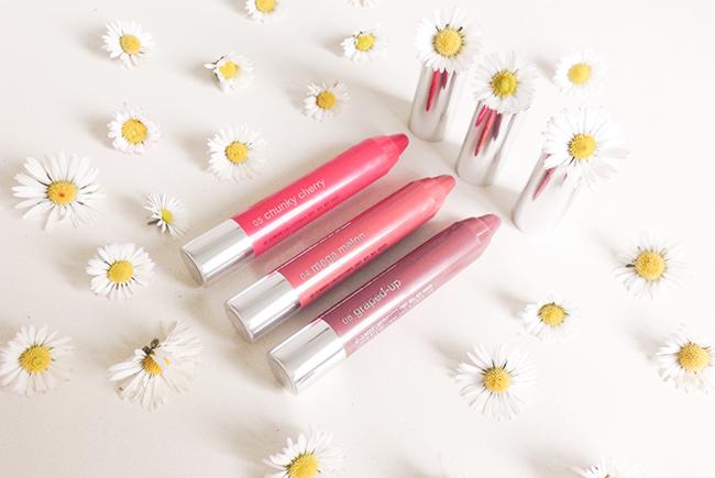 Clinique Chubby Stick moisturizing lip colour balms