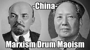China points of view examined in relation to Marxism and Maoism.