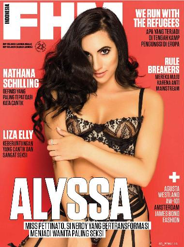 Majalah FHM Indonesia Ed. Januari 2016 - Alyssa Pettinato Download E-Book Majalah FHM Indonesia 2016 | www.insight-zone.com