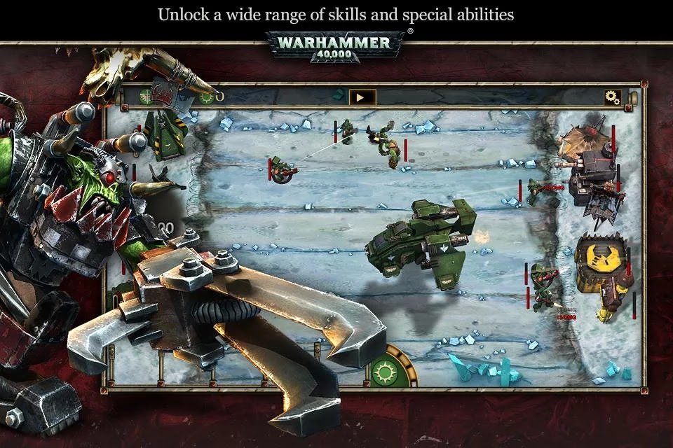Screenshot WH40k: Storm of Vengeance Android