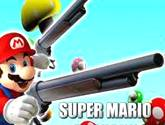 Super Mario with Shotgun