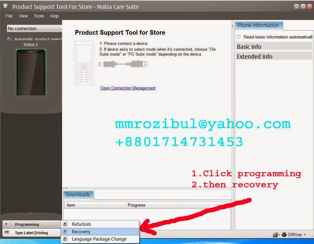 How To Flash Nokia X Android RM-980 5