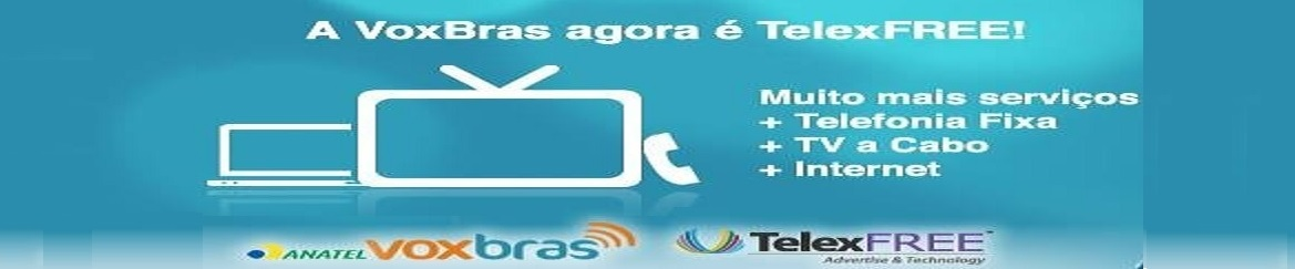 VoxBras, empresa do grupo telexFREE