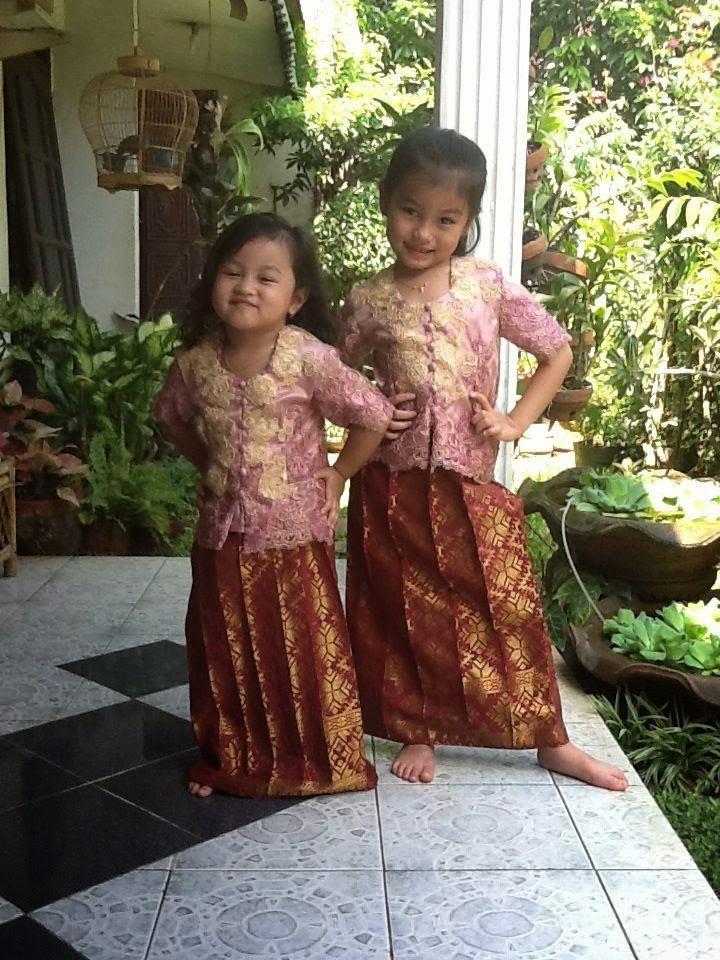 Foto Model Baju Kebaya Anak Modern