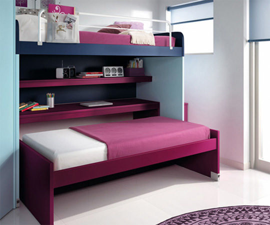 Modern-furniture-for-kid's-room-interior