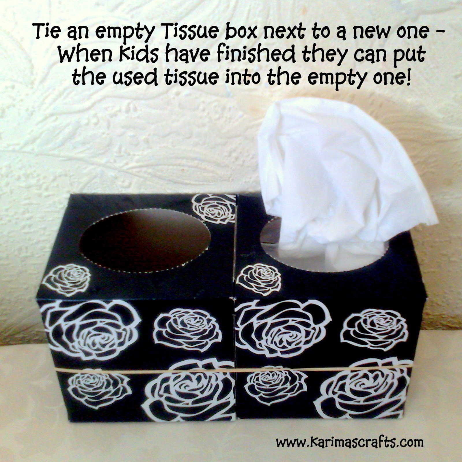 Used Tissues Bin great ideas muslim blog