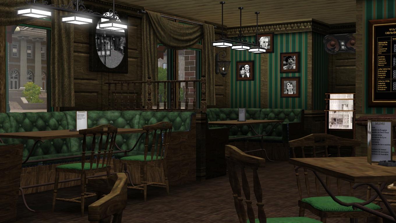 Sims 3 Comfolife Design Studio The Beautiful Maggie Pub