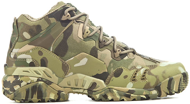 Leading The Charge New Magnum Multicam Footwear