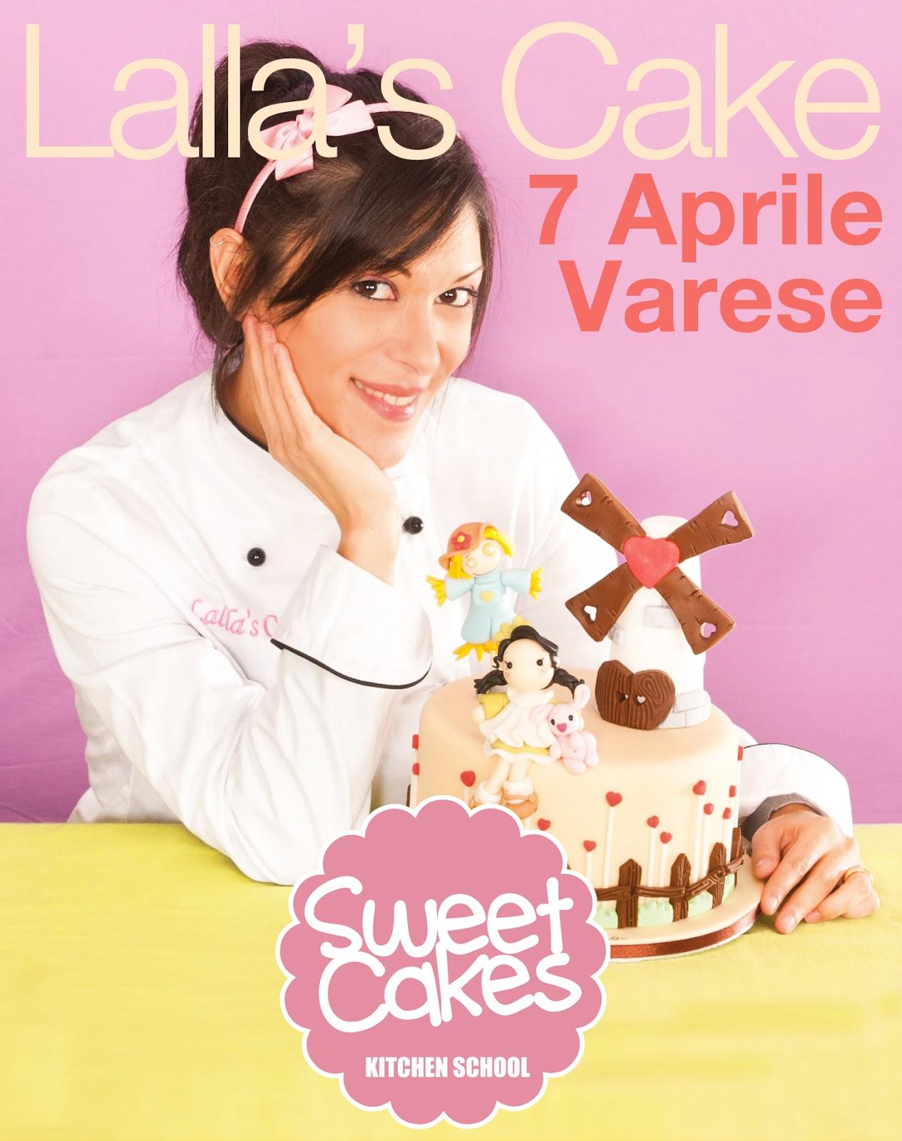 Corso di cake design VARESE, 7 aprile 2013 - Sweet Cakes ...