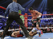 Manny Pacquiao KO'd by Juan Manuel Marquez: 4th Match