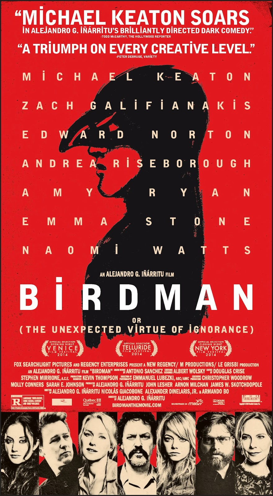 Win Tickets to 'Birdman'