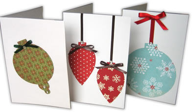 Handmade Christmas card ideas