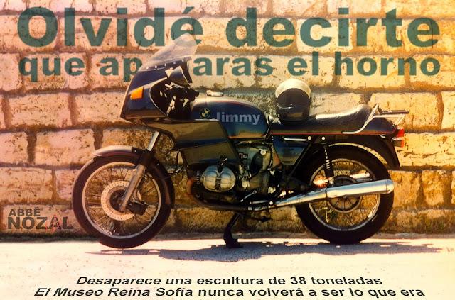 La moto de Jimmy, 2013 Abbé Nozal