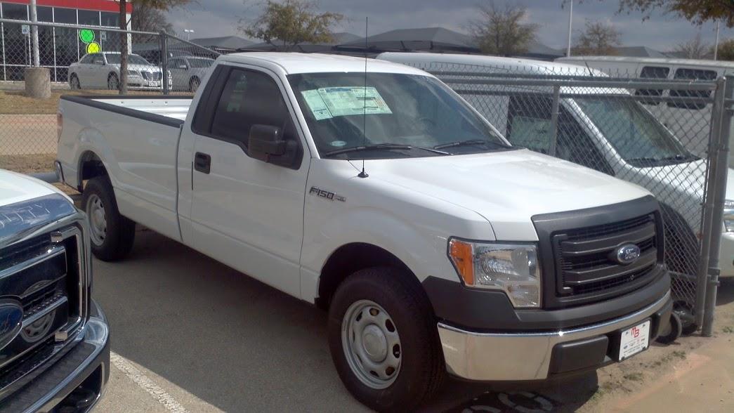 Lifted F150 Dallas | Autos Weblog