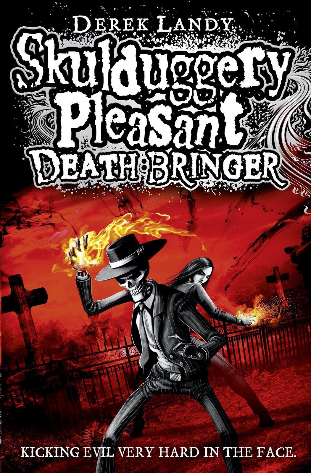 Death Bringer Derek Landy