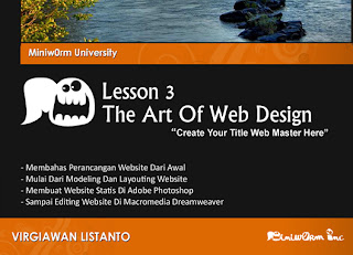 The Art Of Web Design - Web Design