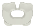 Donut and coccyx cushion