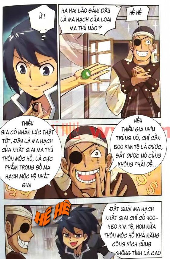 Đấu Phá Thương Khung chap 5 page 22 - IZTruyenTranh.com